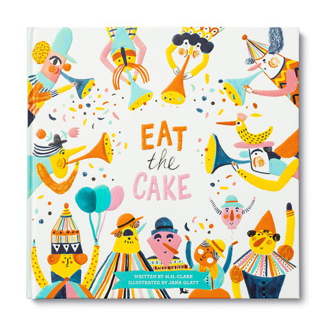 """Eat The Cake"" Book"