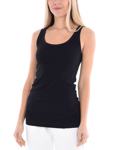 Paper Label Black Tank