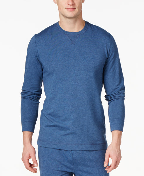 Michael Kors Men's Cotton Blend Long Sleeve T-Shirt