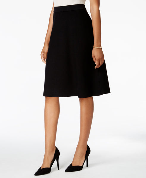Charter Club Women's Pull-On A-Line Skirt