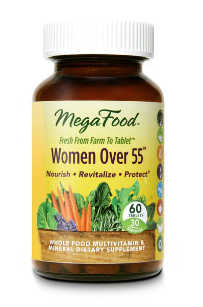 Megafood Women Over 55 Multivitamin