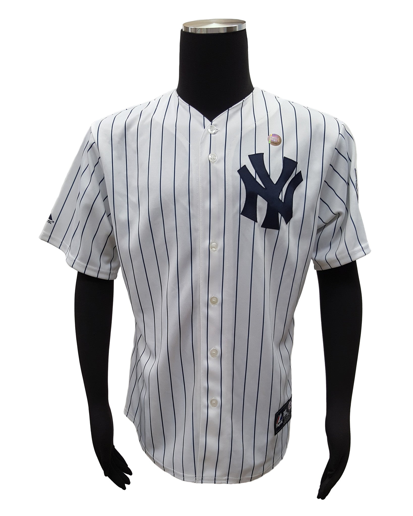 best sneakers e7686 ceaf1 Majestic New York Yankees Replica Mark Teixeira Home Jersey w/2009 World  Series Patch