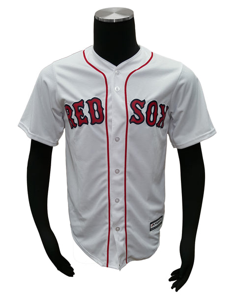 Majestic Men's Replica Alternate Jersey Red Sox Mike Napoli #12