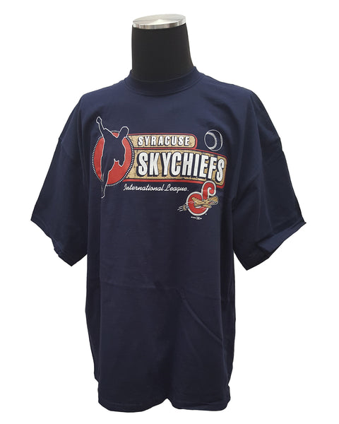 Gildan Syracuse Skychiefs International League MLB T-Shirt