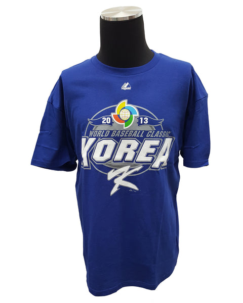 MAJESTIC Men's Korea 2013 WBC T-Shirt