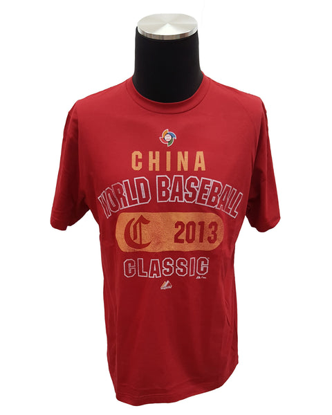 Majestic China 2013 World Baseball Classic T-Shirt