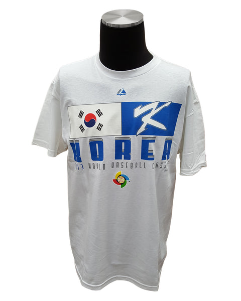 MAJESTIC Men's Korea WBC T-Shirt