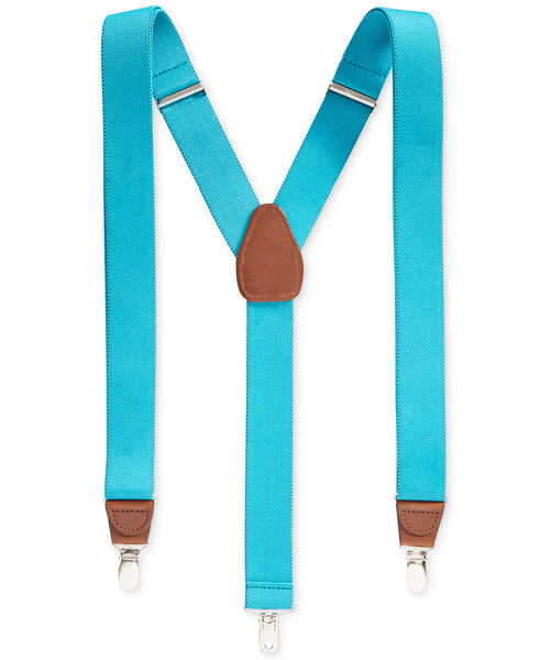 Club Room Men's Spring Suspenders