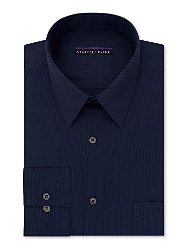 Geoffrey Beene Men's Classic-Fit Bedford Cord Dress Shirt