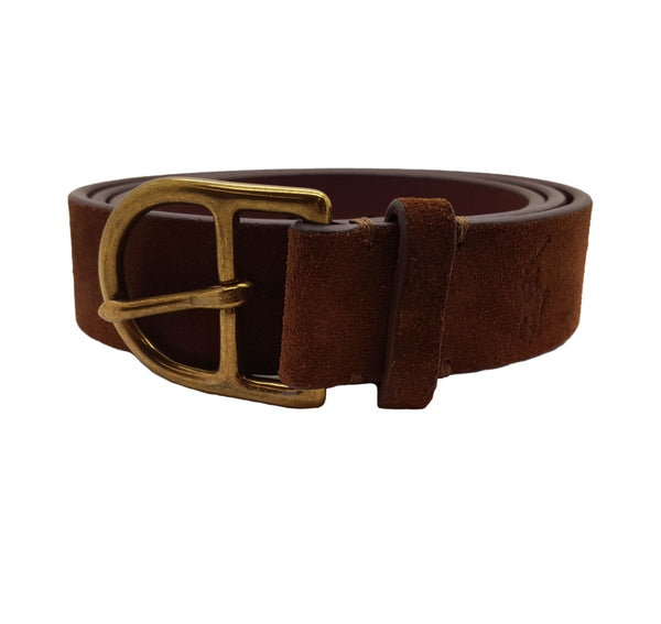 Polo Ralph Lauren Men's Suede Belt