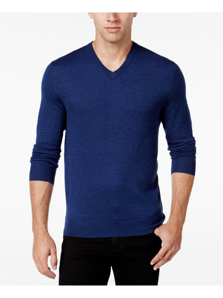 Club Room Men's Merino Blend Pullover Sweater