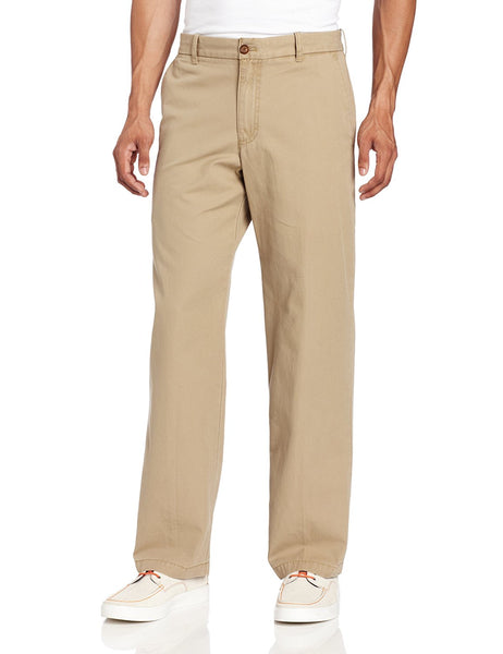 IZOD Men's Saltwater Straight-Fit Chino Pants