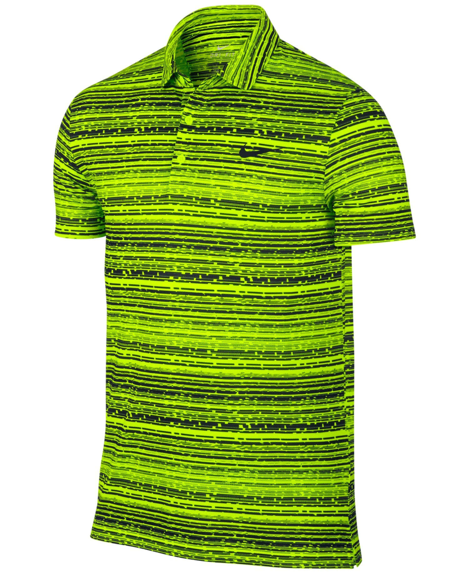 99fcfcca Nike Men's Court Striped Dri-fit Tennis Polo – Retail Trunk