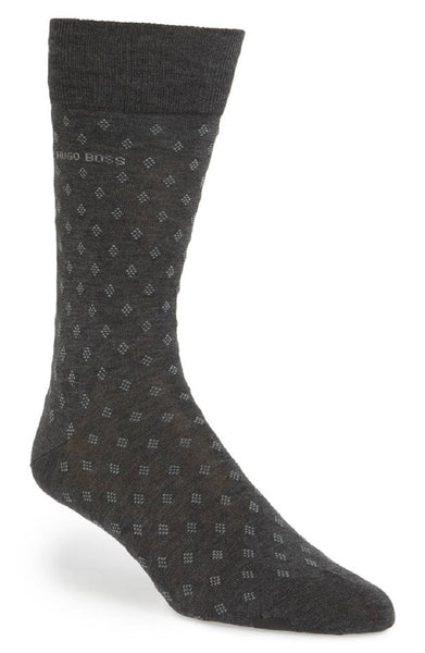 "BOSS Hugo Boss Men's ""RS Design US' Diamond Socks"