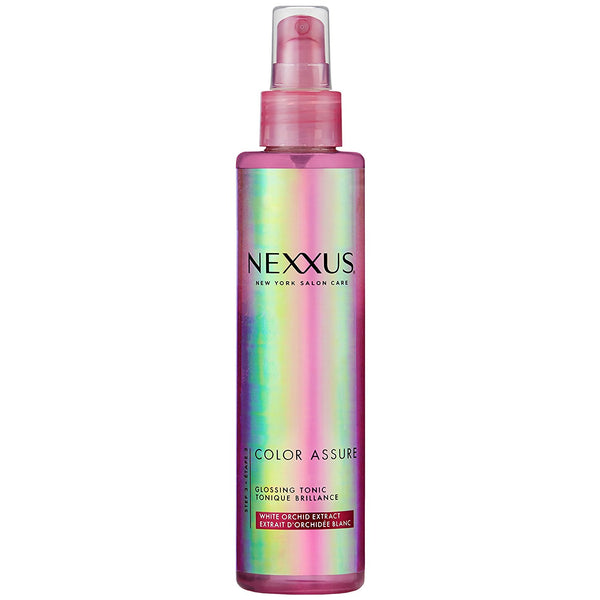 Nexxus Color Assure Glossing Tonic, for Color Treated Hair 6.1 oz