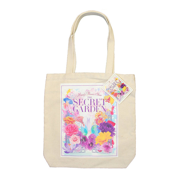 Macy's 2015 Herald Square NYC Flower Show Tote