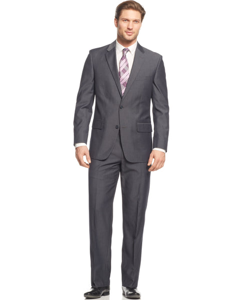 Alfani Men's Regular Fit Solid Suit