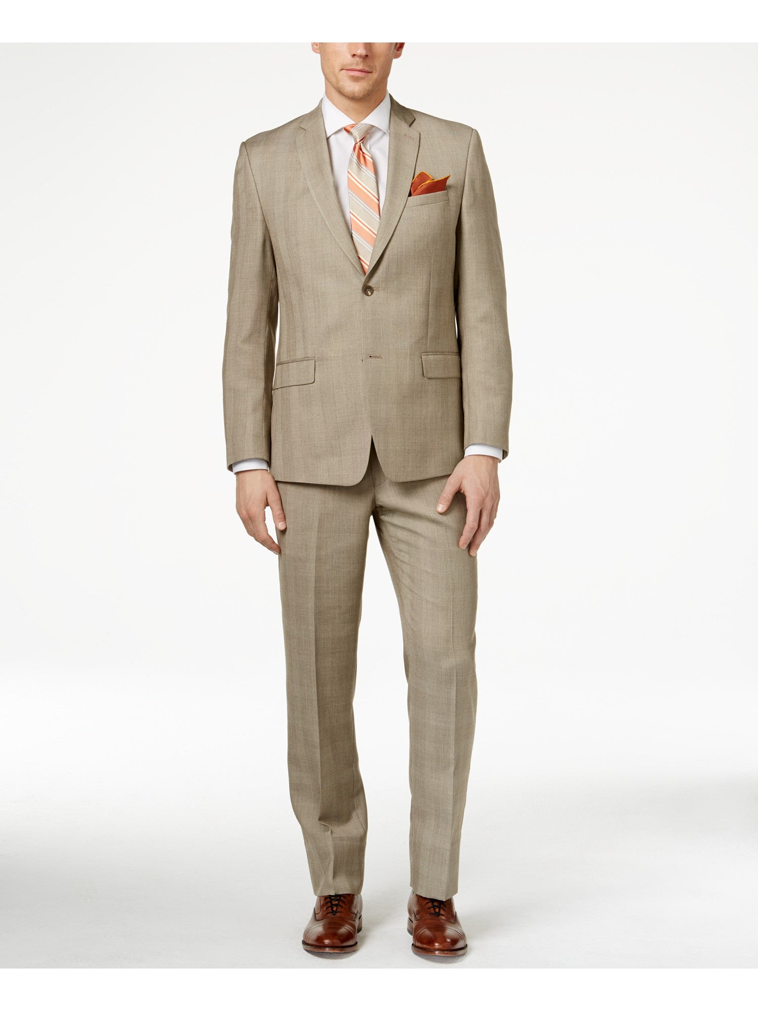 70ef1c7a07a Marc New York by Andrew Marc Men s Slim-Fit Plaid Suit – Retail Trunk