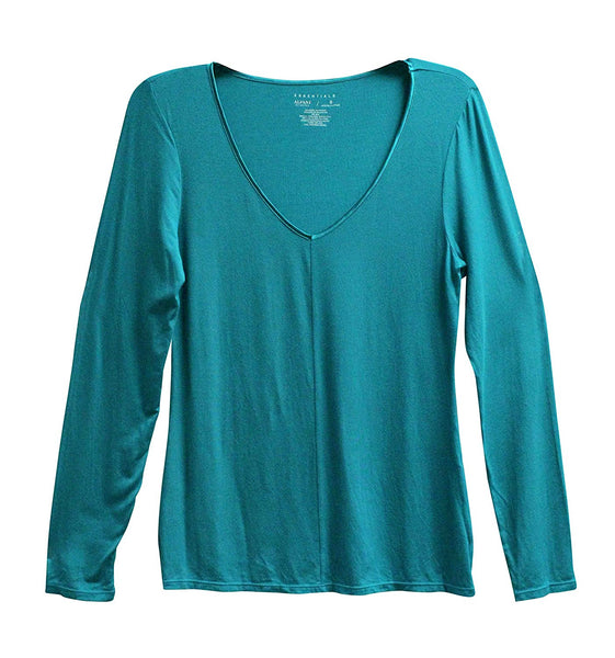 Alfani Intimates Women's Soft Long Sleeve Sleep Tee