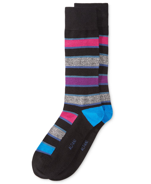 Alfani Men's Stripe Socks