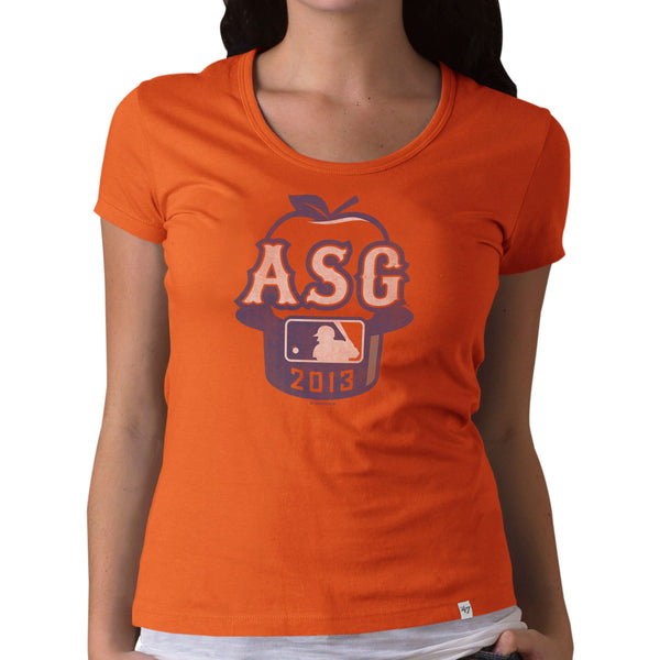'47 BRAND MLB WOMEN'S 2013 ALL-STAR GAME FIELDHOUSE T-SHIRT
