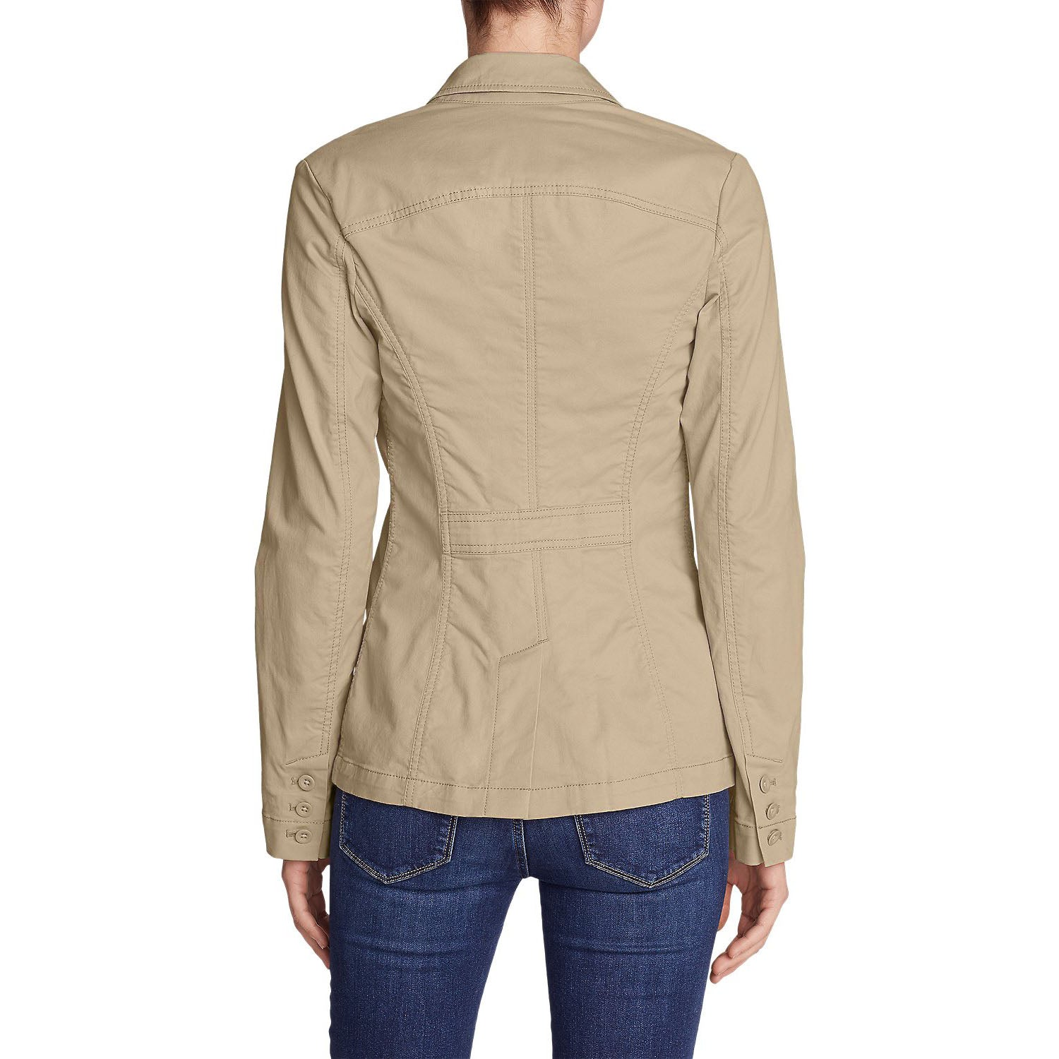Ed Bauer 3933 Women s Legend Wash Stretch Blazer – Retail Trunk