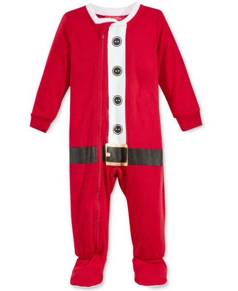 Family Pajamas Baby Boys' or Baby Girls' Footed Pajamas