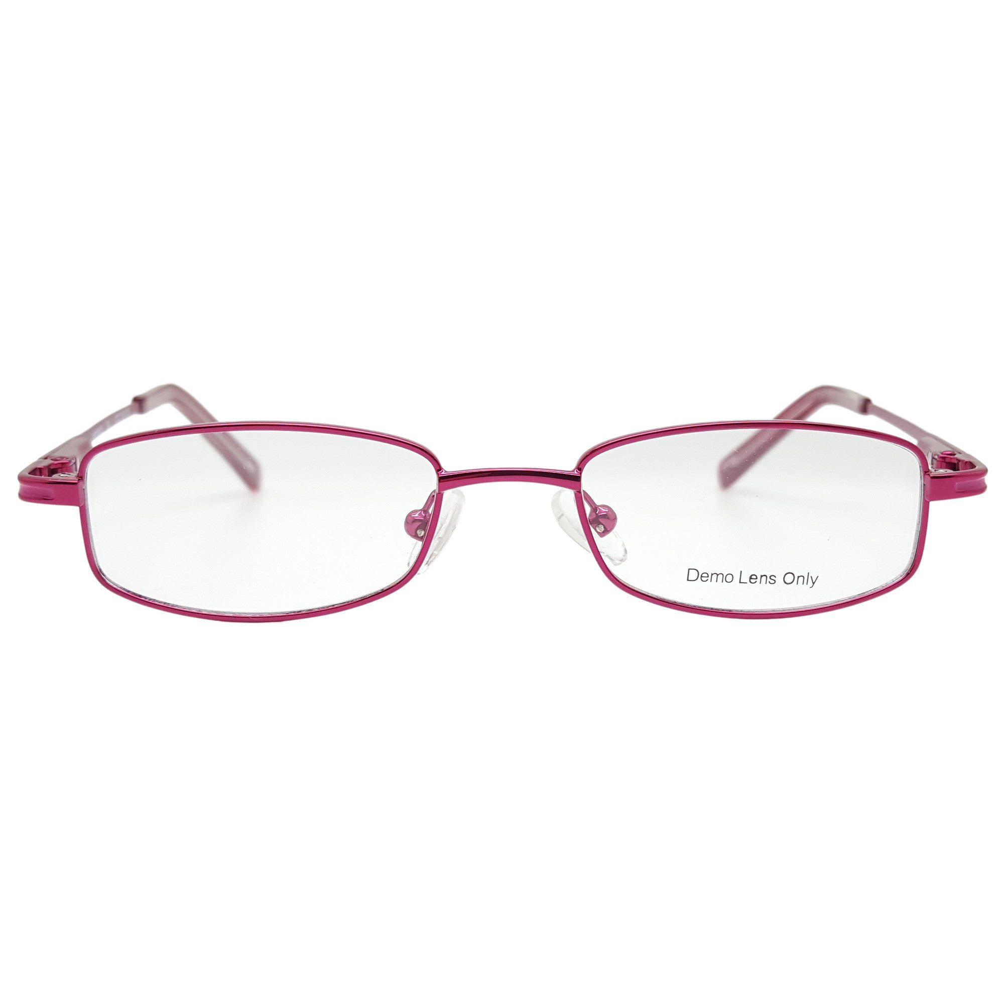 Girls KM0003 Eyeglasses Prescription Frames, 42-16-125 Burgundy ...