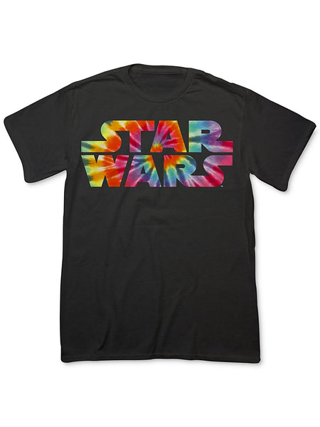 Fifth Sun Star Wars To Dye For T-Shirt, Black Large
