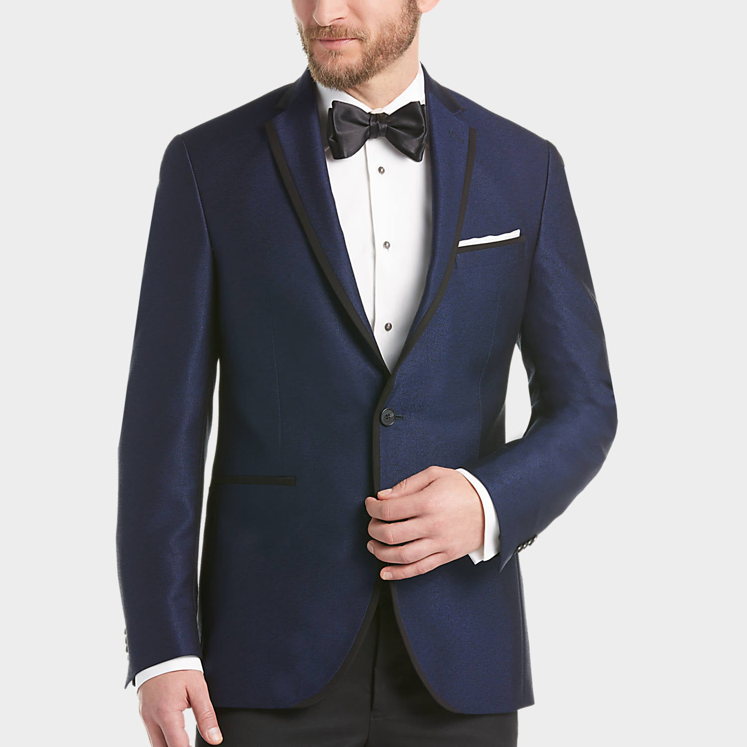 7bdab9bc7b0e Kenneth Cole Reaction Men s Solid Slim-Fit Dinner Jacket – Retail Trunk