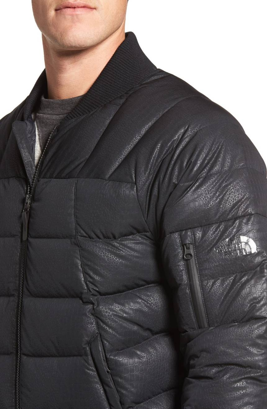 c8a727ca3d9 The North Face Men s  Kanatak  Quilted Bomber Jacket – Retail Trunk