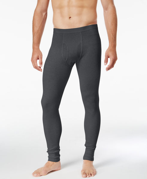 Alfani Men's Base Layer Thermal Leggings