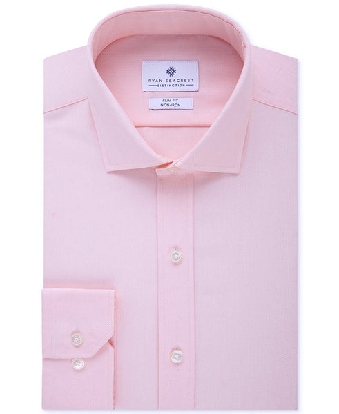 Ryan Seacrest Distinction Men's Slim-Fit Solid Shirt