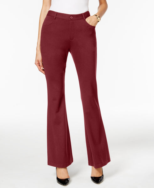 ECI New York Women's Flare-Leg Pants