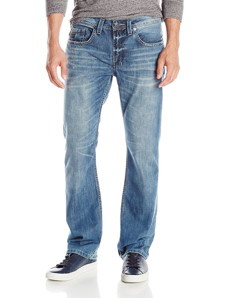 Buffalo David Bitton Men's King Slim-Fit Bootcut Jeans