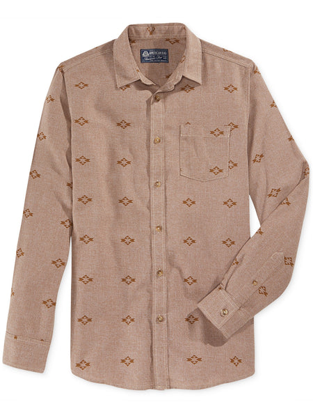 American Rag Men's Long-Sleeve Shirt