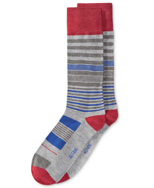 Alfani Men's Striped Socks