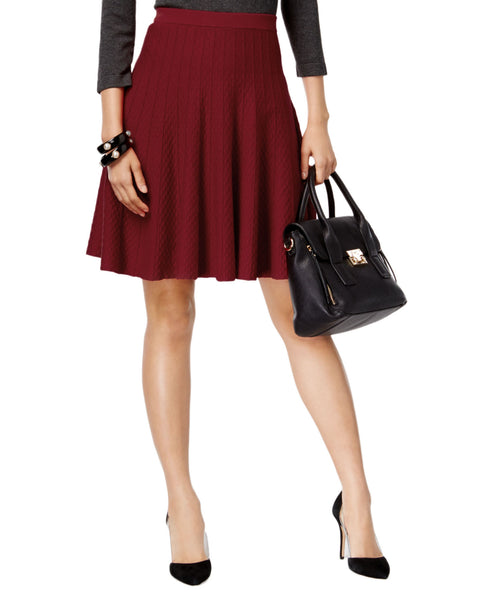 Grace Elements Women's A-Line Sweater Skirt