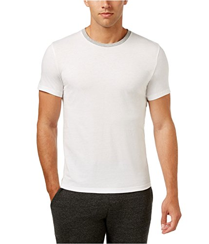 Kenneth Cole Reaction Men's Downtime Ringer T-Shirt