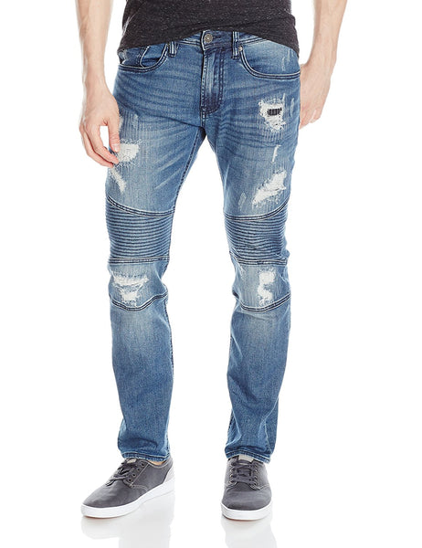 Buffalo David Bitton Men's Max Super Skinny Fit Jean
