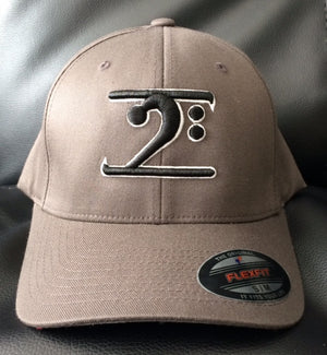 Lathon Bass Wear Hat - Grey/Black - S/M