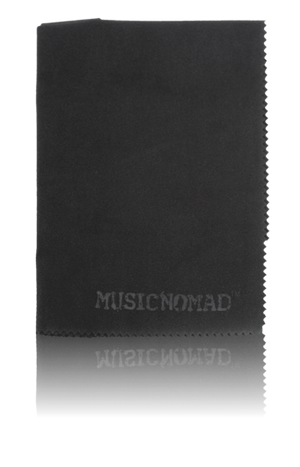 MusicNomad Super Soft Edgeless Microfiber Suede Polishing Cloth
