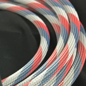 Tsunami Cables Speaker SpeakOn 5' Red White Blue
