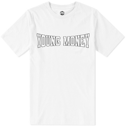 Young Money Collegiate White T-Shirt