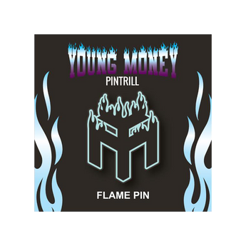 Young Money Lapel Pin