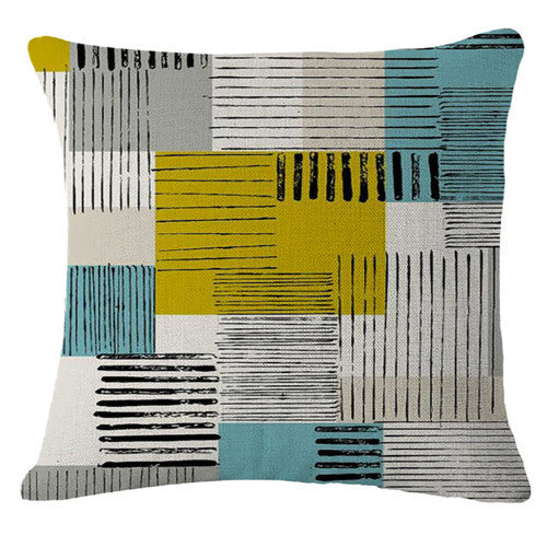 Timeless Throw Pillows - Assorted Styles and Colors