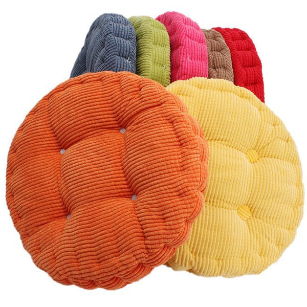 Round Seat Cushions - Assorted Colors