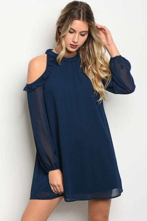 Fancy In Navy