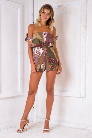 Stay Fresh Romper