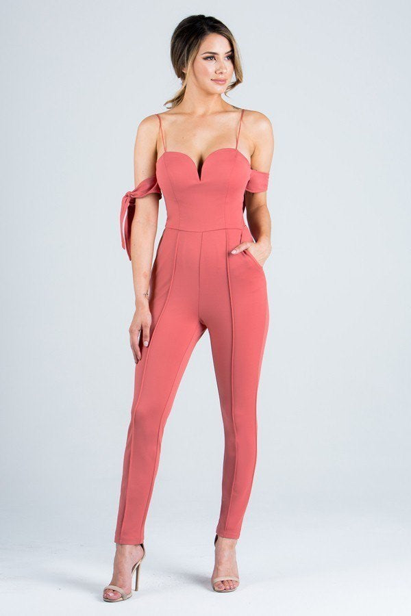 Dare to dream jumpsuit